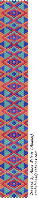 схемы бисероплетение мозаика пейот браслеты кирпичное плетение