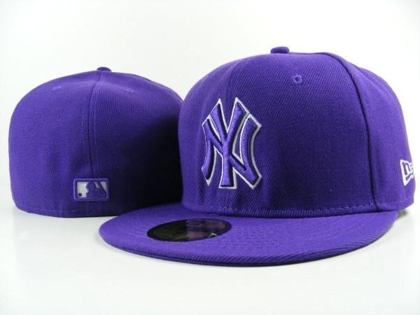 Gorras new era new york yankees morada 7 1 41325888516