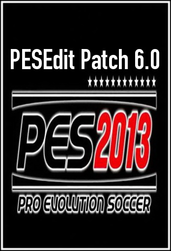 Download PESEdit 2013 Patch 6.0 100% Working.