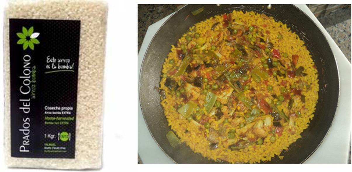 arroz bomba sdesabor