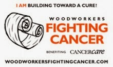 Wood working for Cancer