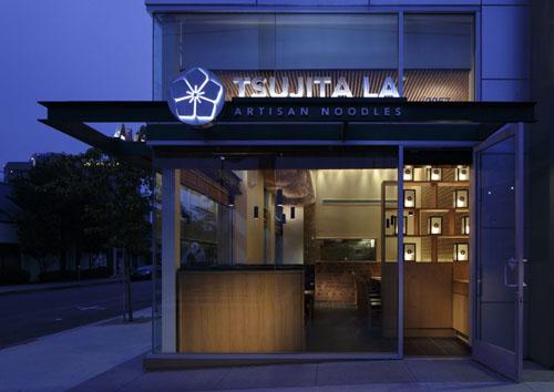 Tsujita noodle storefront