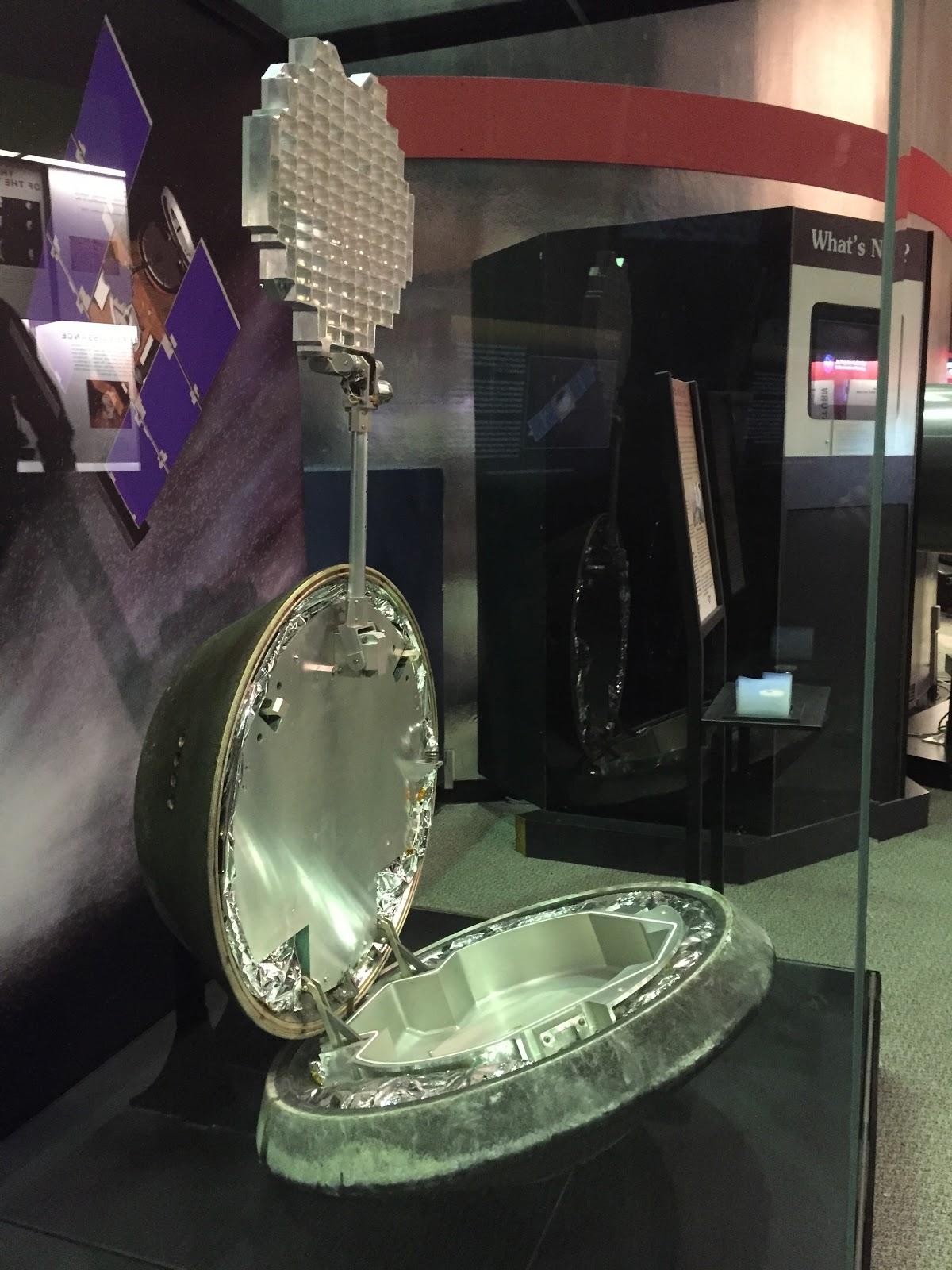 NASA stardust capsule