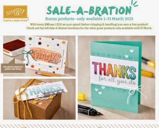New  Sale A Bration Rewards In March