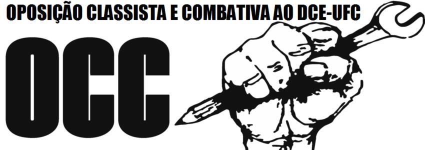 Oposição Classista e Combativa ao DCE-UFC