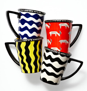 Duro Olowu jcpenney collabo - Ram mug Wave mug - iloveankara.blogspot.co.uk