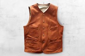 S.F.K. Leather Vest