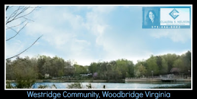 Westridge Community 5-acre Lake, Woodbridge Virginia