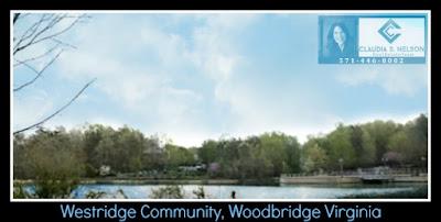 Westridge Community 5-acre Lake, Woodbridge Virginia