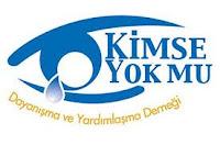 Logo: Kimse Yok Mu