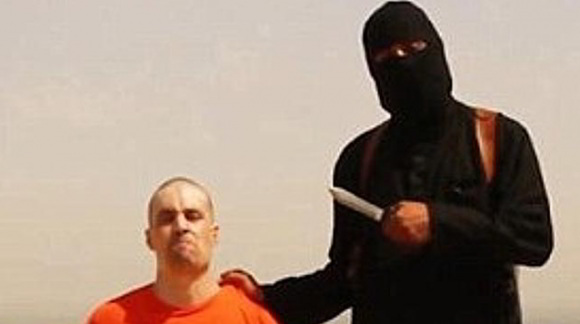 decapitacion james foley