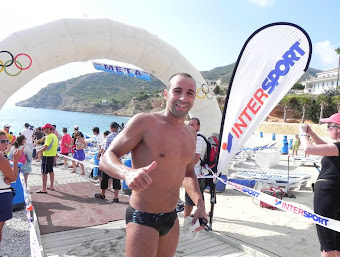 1/2 Maratn Internacional Isla Tabarca-Alicante