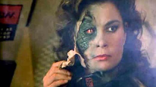 La mujer que puede ver a los reptilianos