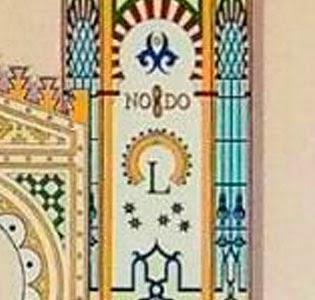 La portada de la Feria de Abril de 2014 y  el 50 L Aniversario de la Coronación Canónica de la Macarena