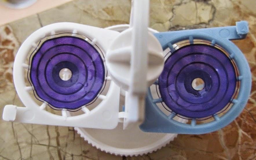 Rinnegan Cosplay using Phantasee Violet Colossus