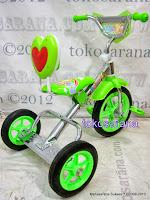 Sepeda Roda Tiga BMX Montana Sandaran 4
