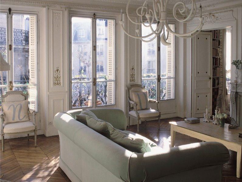 Boiserie & c.: parquet stile francese