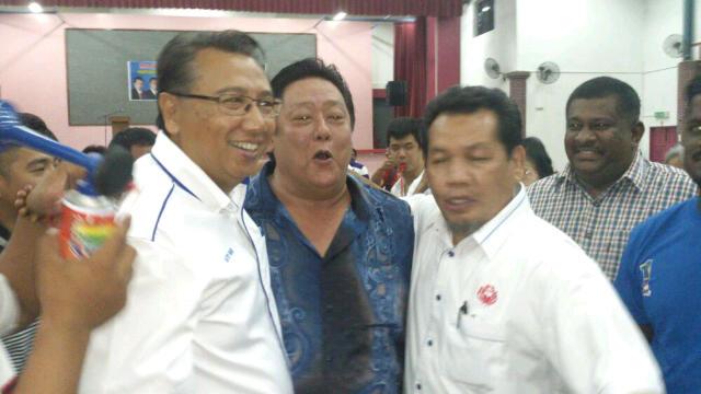 Dato Wan Khairil Calon Bersih