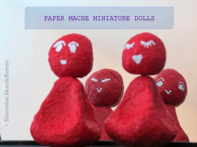 DIY miniature dolls