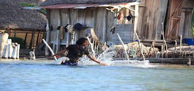 Femmes sainte-Marie Madagascar