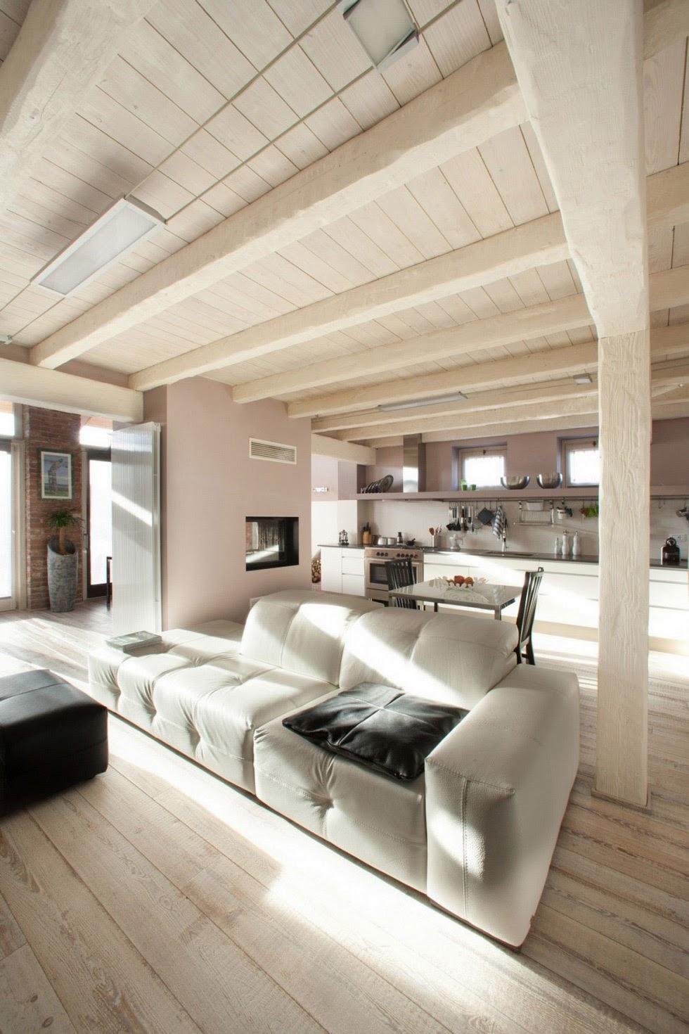 Дизайн квартиры в Италии от egovitaminacreativa