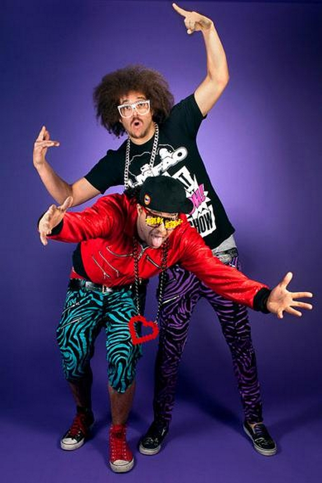 LMFAO Band Iphone Android Wallpaper