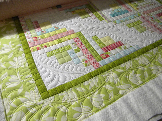 Sew Kind Of Wonderful: Border Quilting...