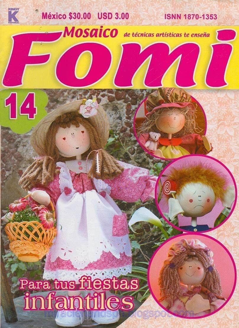 Журнал по поделкам для детей 681
