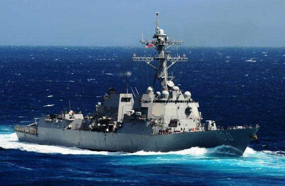 USS Kidd kelas Arleigh Burke