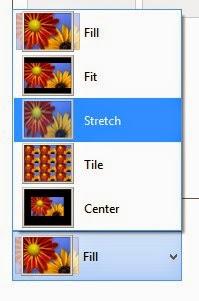 Cara Mengganti gambar wallpaper desktop komputer