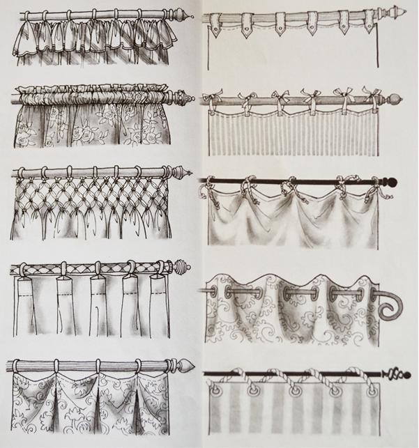 Decore com gigi cortinas ideias para vestir suas janelas - Para colgar cortinas ...