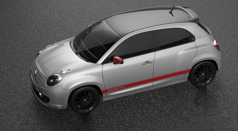 New Fiat 600 Design Concept for a Punto Replacement ...