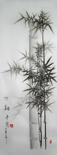 Bamboo Drawing7