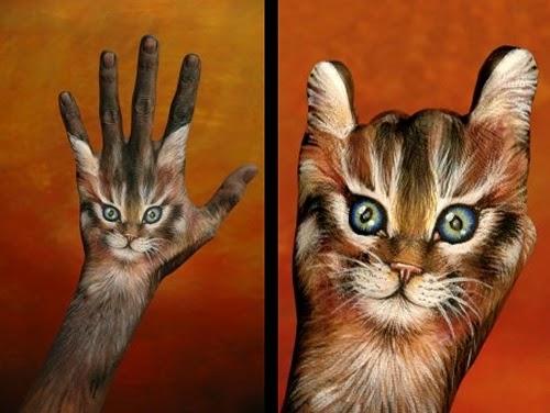 01-Cat-Guido-Daniele-Artist-Hand-Painting-Italian