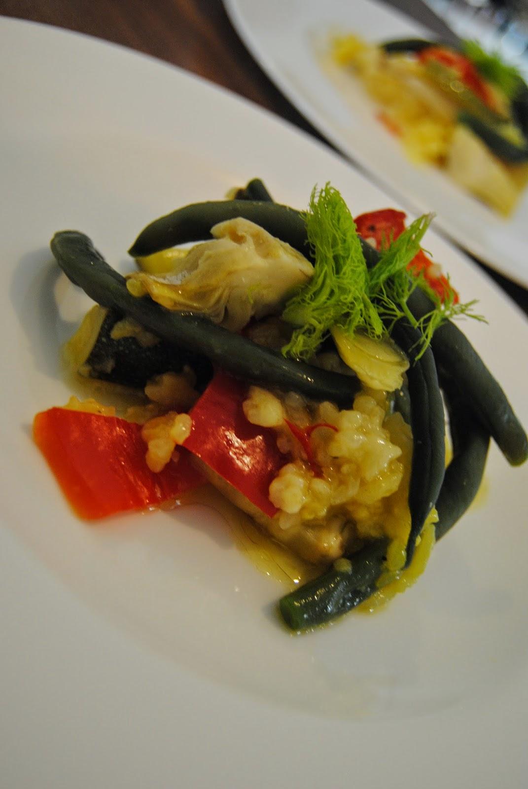 Rezept Gemüse-Paella
