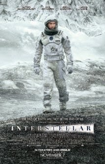 Film Interstellar 2014 di (Bioskop)