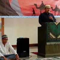 Perayaan Isra Mikraj 2014 di SMAN 110