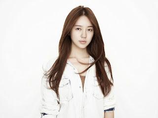 Yoon Eun Hye 윤은혜 Wallpaper HD 7