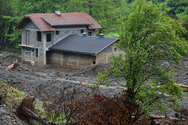Željezno polje Bosnia Erzegovina Alluvione