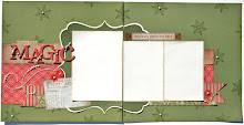 December Play Group Scrappin' Class Layouts