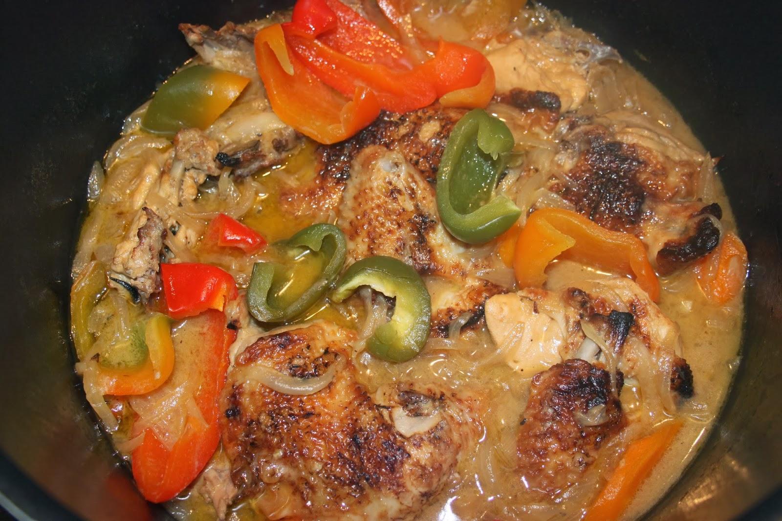 La cuisine de bernard poulet yassa de mamy coco for Cuisine bernard