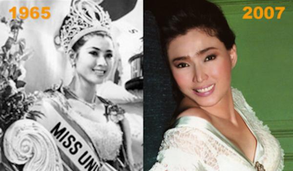 Fue Miss Universo de 1965 y luce como una chica de 20