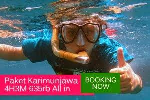 Paket Karjaw 4H3M 635.000