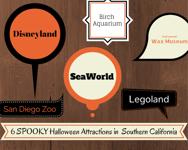 6 Spooky Halloween Attractions in Southern California