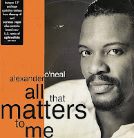 Alexander O\'Neal – All That Matters To Me (VLS) (1993)