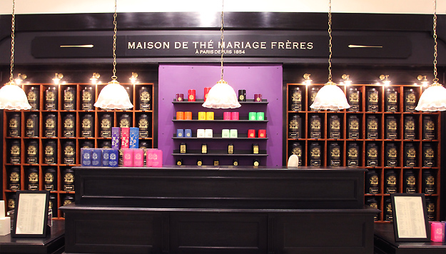 mariage frres opens first uk concession at selfridges london - Mariages Freres