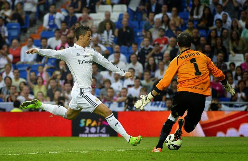Spanish Liga Soccer 2014-2015
