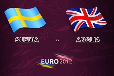 SUEDIA ANGLIA EURO 2012 live online 15 iunie azi TVR 1 pe internet Campioantul european de fotbal Sopcast