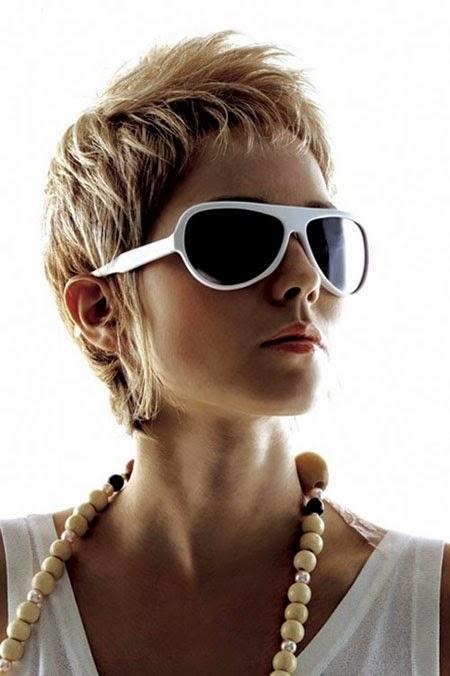 Peinados Con Capas Cortas - Más de 1000 ideas sobre Cortes De Pelo En Capas Cortas en