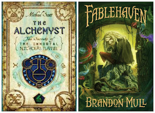Liked The Alchemyst? Why not try Fablehaven?